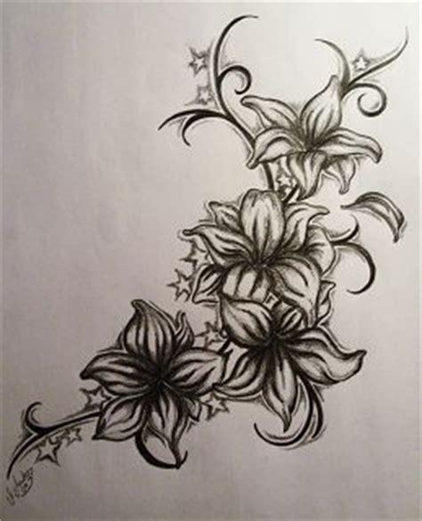 baby86 blumen tattoos von tattoo bewertung de
