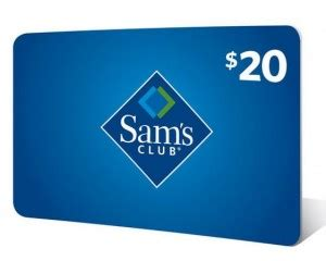 Gift Cards At Sam S - sam s club membership 3 06 after gift card and vouchers addictedtosaving com