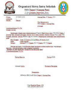 contoh surat resmi motorcycle review and galleries