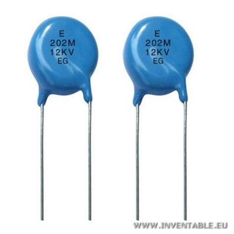 capacitor lenteja 103 como se leen los valores de los capacitores inventable