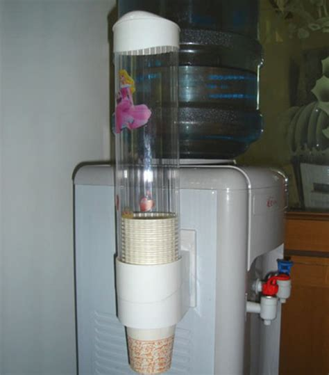 Water Dispenser With Cup Holder water mug holder