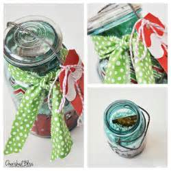 gift card wrapping ideas jar gift card holder idea she uses fabric