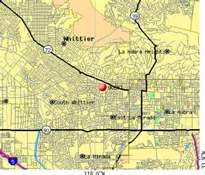 90603 zip code whittier california profile homes