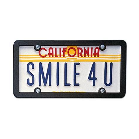 usa custom order license plate california golden state