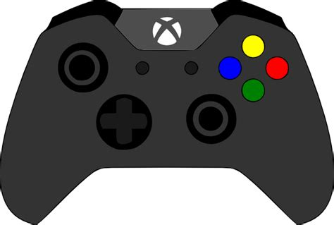 controller clip xbox controller svg crafts by two