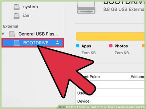 format hard drive compatible pc and mac how to format a hard drive on mac to work on mac and pc