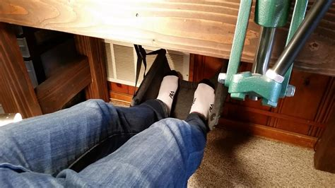 foot hammock for desk the foot hammock a brilliant device designed to allow