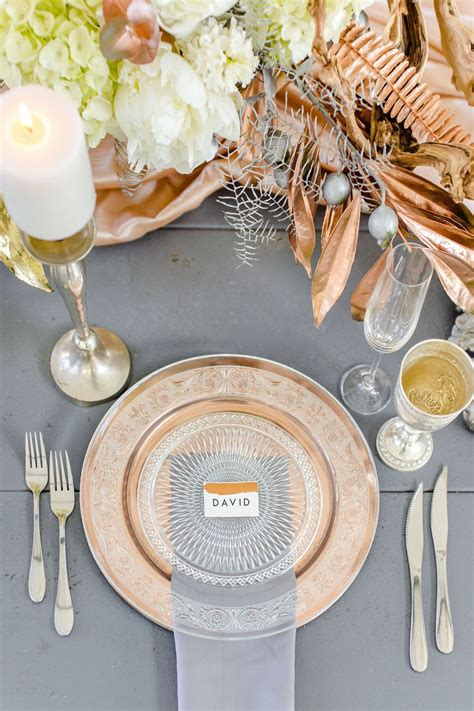 A Mix Of Suede And And Clairelavish Is An Amazing New Magazine That Fits Fashion With Knowledge by Lavish Modern Mixed Metallics Wedding Inspiration By