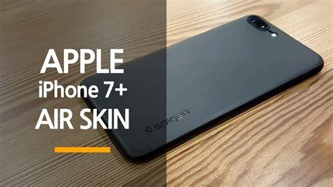 Special Spigen Iphone 7 Airskin iphone 7 plus spigen air skin ultra thin