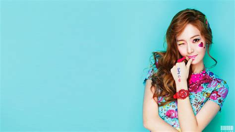 download kpop themes phone عکس پس زمینه فوق العاده تماشایی از جسیکا جانگ girls