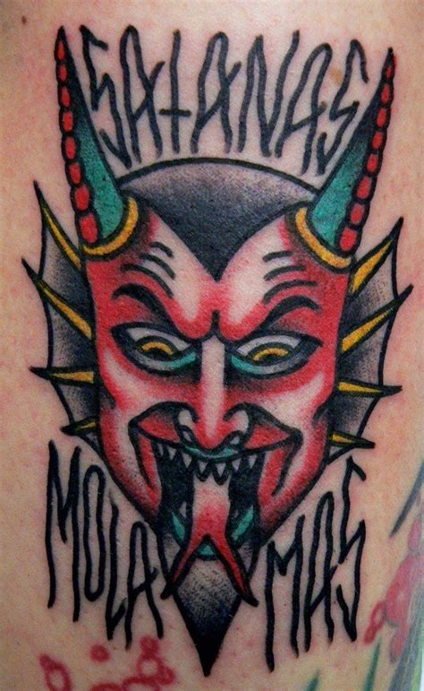 traditional devil tattoo 264 best images about neo traditional traditional flash