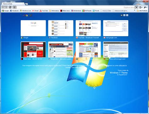 chrome themes not installing windows 7 theme for chrome by peppemilan22 on deviantart