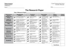 Political Science Research Paper Rubric by 8 Tips For Crafting Your Best Rubric For Research Paper College