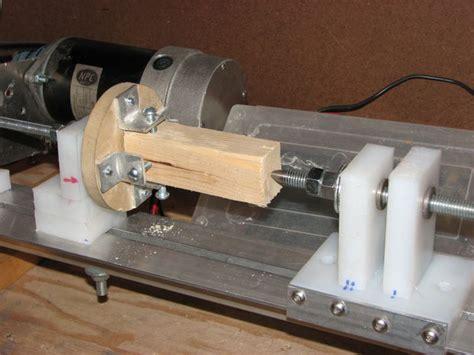 Handmade Lathe - 100 lathe