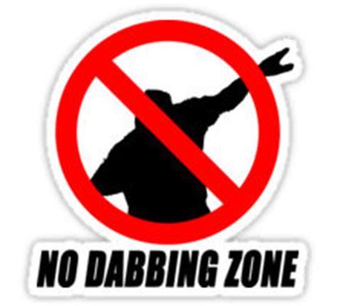 Zone Home Decor Dab Stickers Redbubble