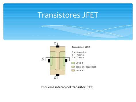 transistor jfet vp transistores