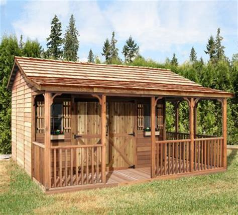 farmhouse kit farmhouse sheds home office shed kits garden room kits cedarshed canada