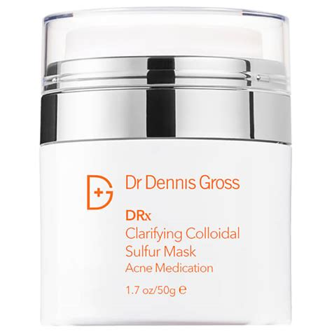 Dr Dennis Gross Detox by Dr Dennis Gross Clarifying Colloidal Sulfur Mask Buy