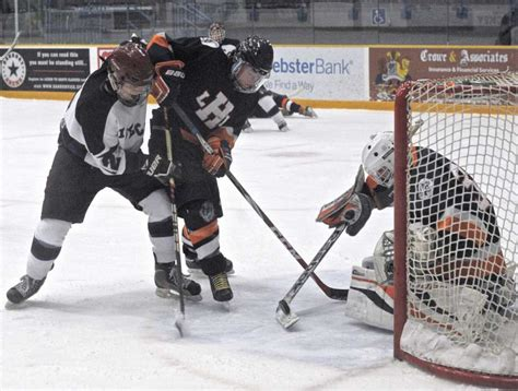 chris blanchard hockey come from behind win clinches state tournament berth for