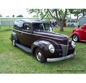 1944 Ford Panel Truck  Joels Old Car Pictures