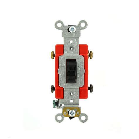 leviton single pole throw switch wiring diagram