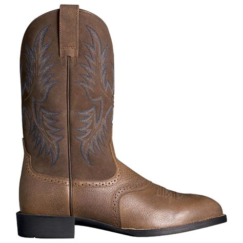 heritage boots s ariat 174 11 quot heritage stockman western boots 109963