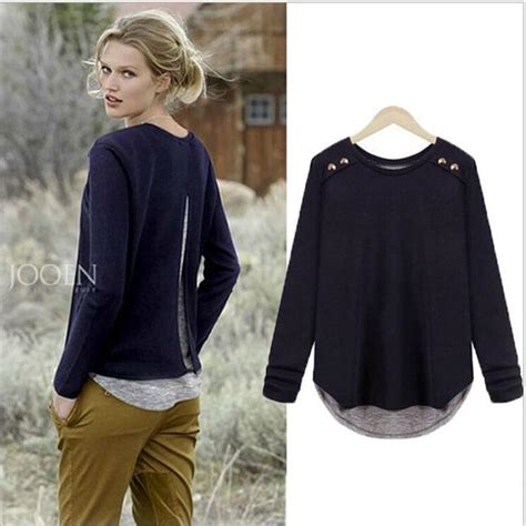 m xxxxl plus size blouses and shirts casual tops 2015 new