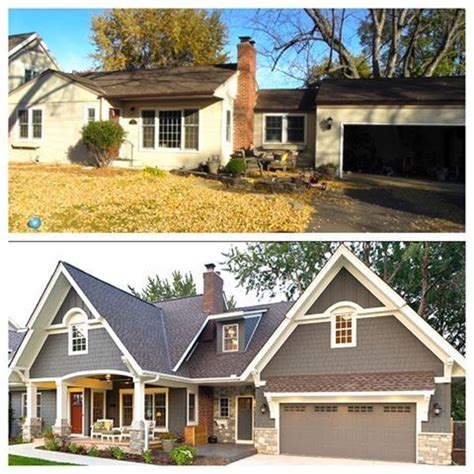 ranch remodel exterior modern exterior paint colors for houses ranch remodel