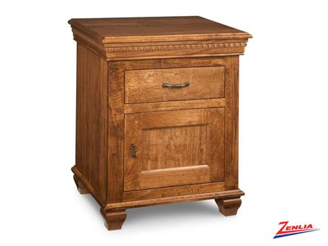 night table solid wood regular height with door proven one door one drawer night stand proven solid