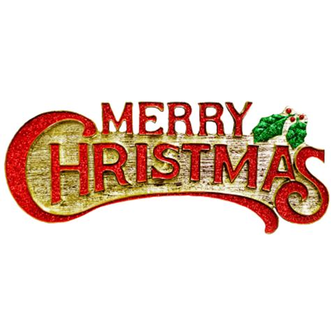 merry christmas sign transparent png stickpng