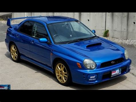 Subaru Sti 2000 by Walk Around 2000 Subaru Impreza Wrx Sti Gdb Bugeye