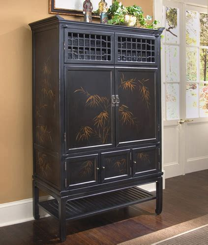 Tv Cabinet With Doors That Enclose Tv Tv Media Entertainment Cabinets House