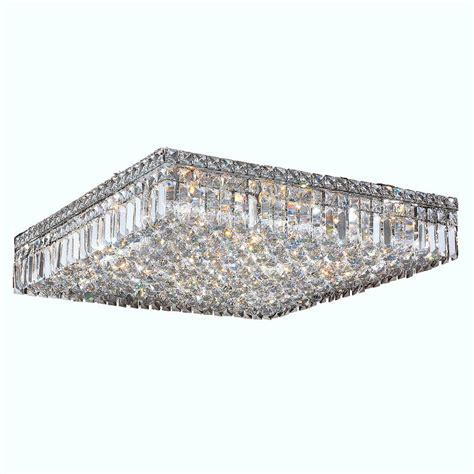 worldwide lighting cascade collection 13 light chrome and