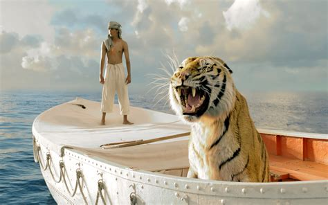 themes in the film life of pi life of pi wallpapers hd wallpapers