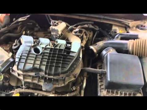 how to replace a camshaft position sensor on 2011 3.6l v6