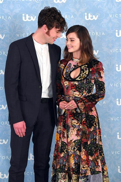 tom hughes jenna jenna coleman and tom hughes bring their chemistry off