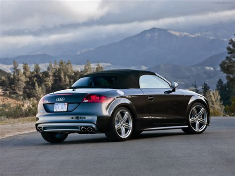Audi Tts Roadster by Audi Tts Roadster 2012 Car Wallpaper 03 Of 20