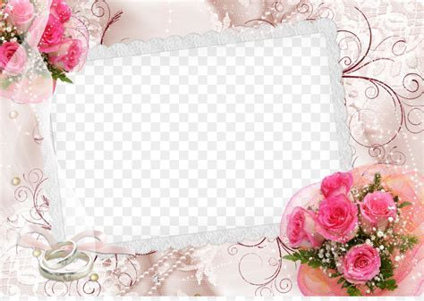 Wedding invitation Picture Frames Desktop Wallpaper   Png