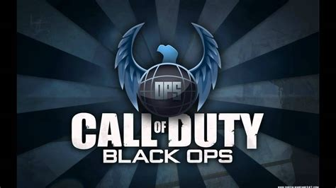 ps3 themes cod black ops hd call of duty black ops black ops theme youtube