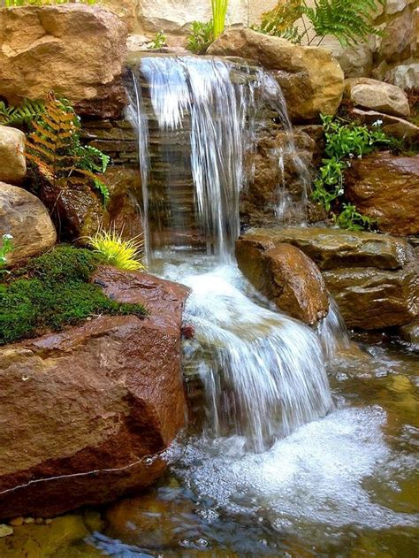 921 best backyard waterfalls and streams images on