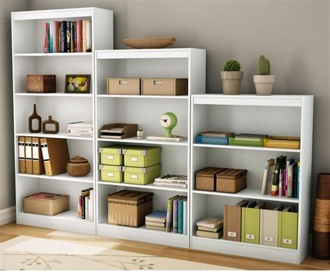 bookcases for sale 3 shelf white bookshelf home
