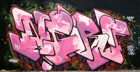 nerf al cubo graffitimundo
