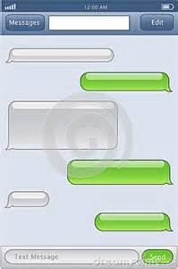 Chat Template phone chat template royalty free stock photo image 29778025