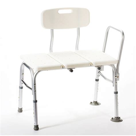 transfer bench shower carex bath tub transfer bench fgb15411 walmart com