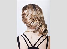 {Friday Feature} Seriously Great Gatsby 20s inspired hair ... Modern Flapper Hair