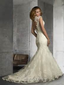 wedding dress lace open back vintage lace wedding dresses with open back sang maestro