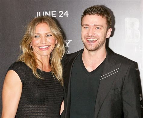 Justin Timberlake And Cameron Diaz Officially Split by Cameron Diaz And Justin Timberlake Friendly