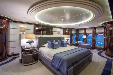 5 bedroom yacht dream master stateroom yacht charter superyacht news