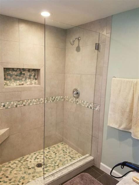 541 best Bathroom Pebble Tile and Stone Tile Ideas images