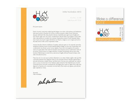 Business Card Letterhead Design Graphic Design Portfolio